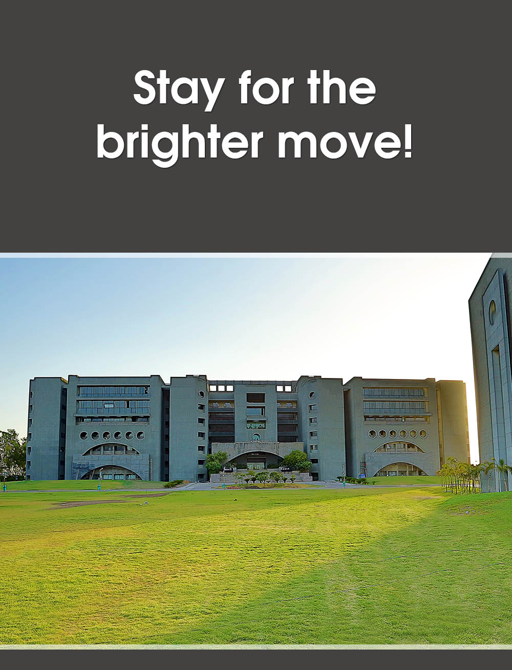 infrastructure of Marwadi university top university in Gujarat is full of greenery and learning