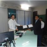 mous signing with version system pvt ltd