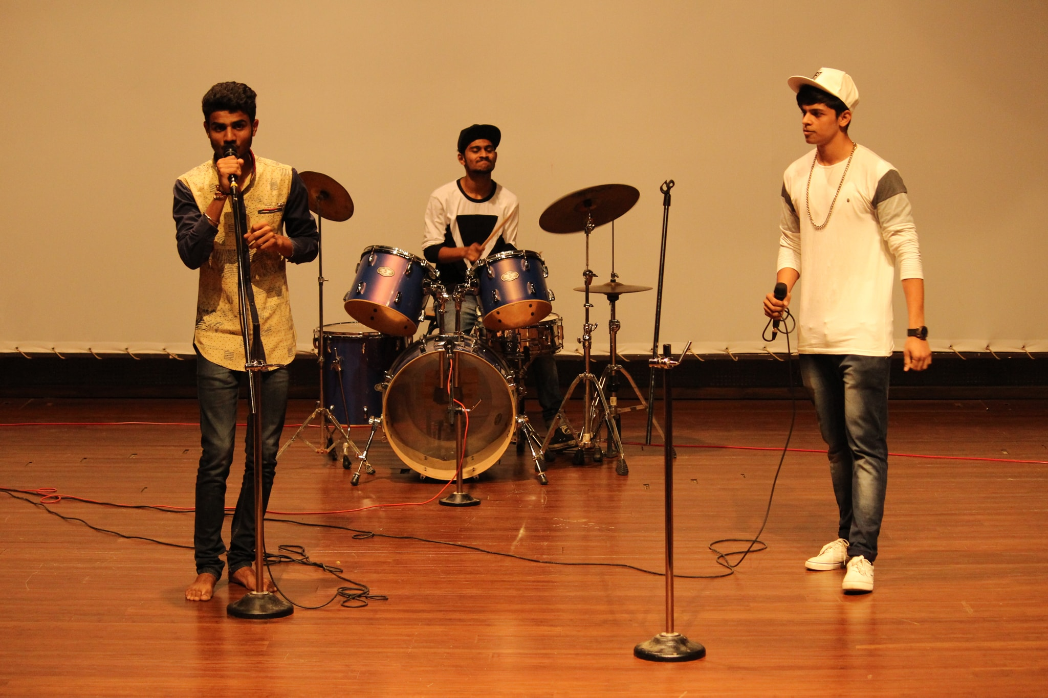 Cultural Events for Hostel Students
