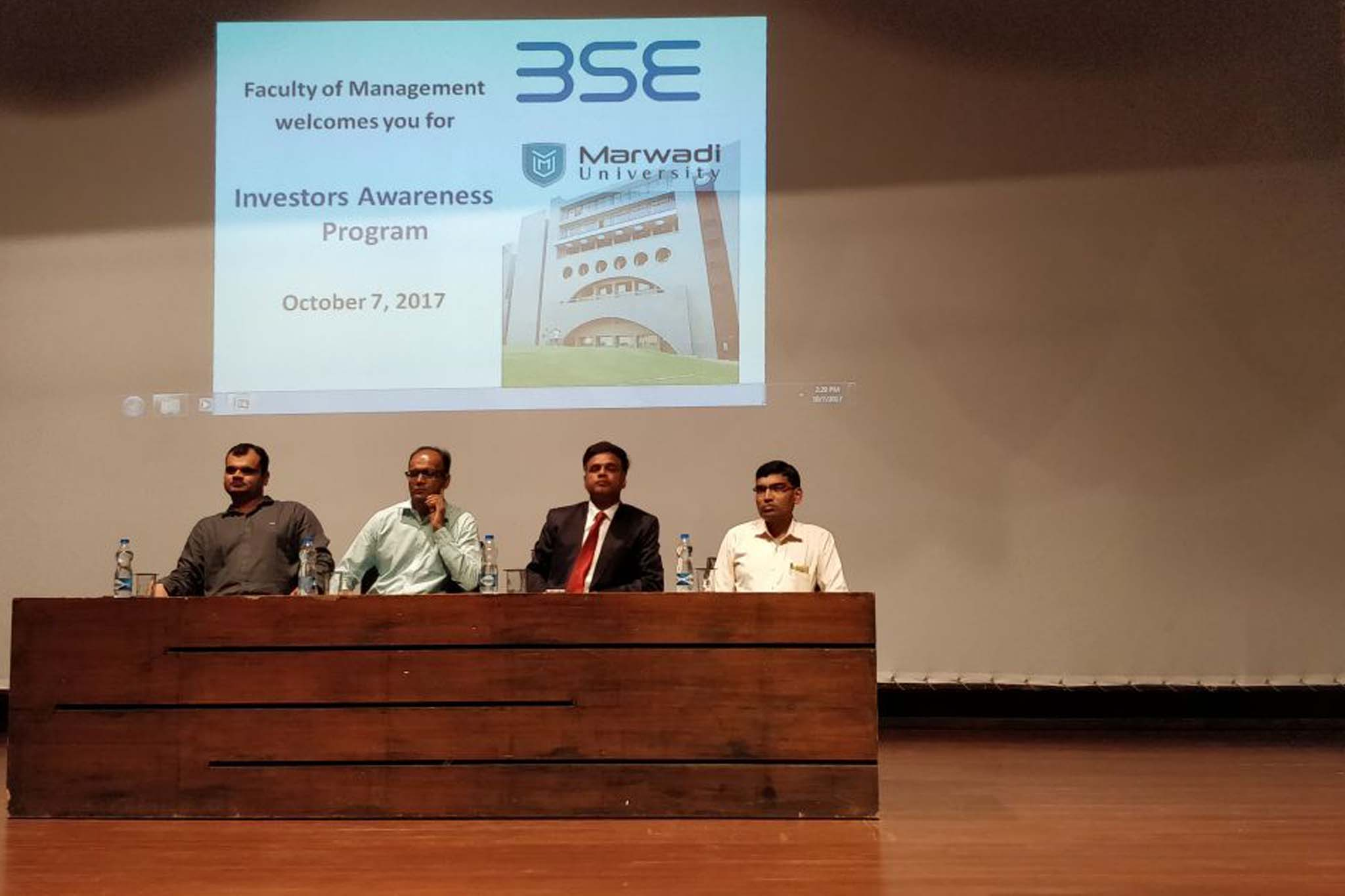 Investors Awareness Program