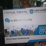 smart City Marwadi university