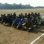 Our Students Participated in GTU Zonal Kho Kho Tournament