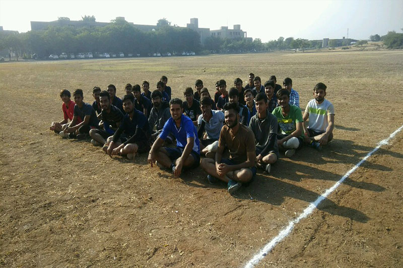 GTU Zonal Kho Kho Tournament