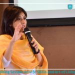 Inspiring Session on Life Skills and Art of Living