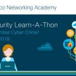Cisco NetAcad Cybersecurity Learn-A-Thon