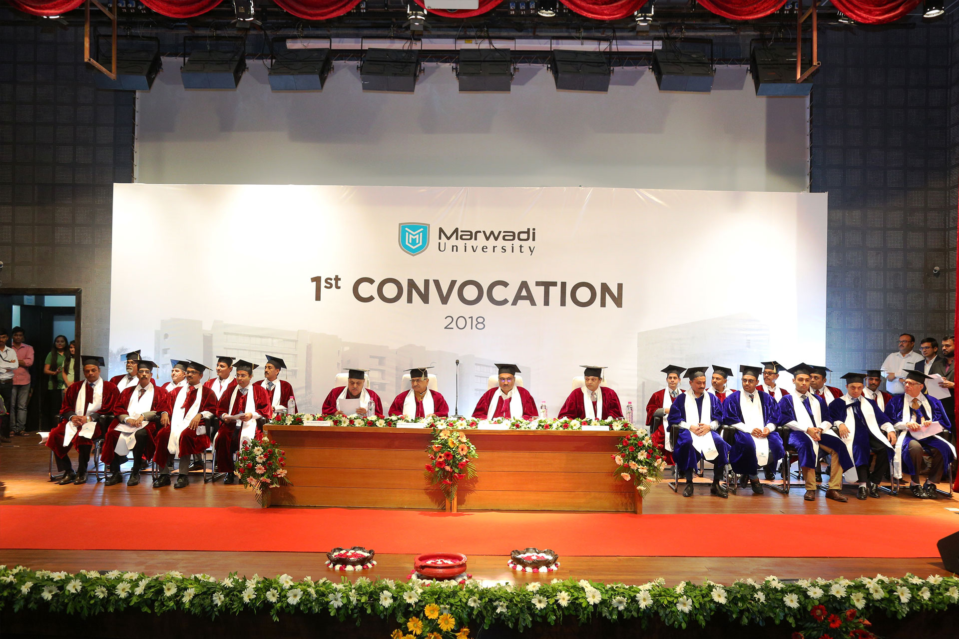 1ST CONVOCATION 2018