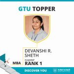 Outstanding Achievement in GTU  Results