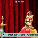 Union Budget 2019: Perspectives organized by FoBM and FoLS!!