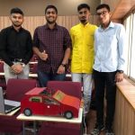AMAZING FEAT BY STUDENTS OF ELECTRICAL ENGINEERING, MARWADI UNIVERSITY!