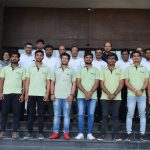 MARWADI UNIVERSITY STUDENTS GOING TO GERMANY FOR SUMMER EXCHANGE PROGRAM Eleven Students from Mechanical, Automobile and Electrical Engineering, going for the Summer Exchange Program to Technical University Of Kaiserslautern, Germany.