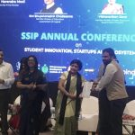 NAVJYOT SIR BAGS THE BEST MENTOR'S AWARD!