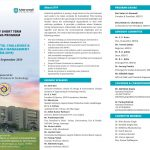 ENVIRONMENTAL CHALLENGES & ITS SUSTAINABLE MANAGEMENT (ECSM-2019)