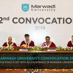 MARWADI UNIVERSITY CONVOCATION 2019
