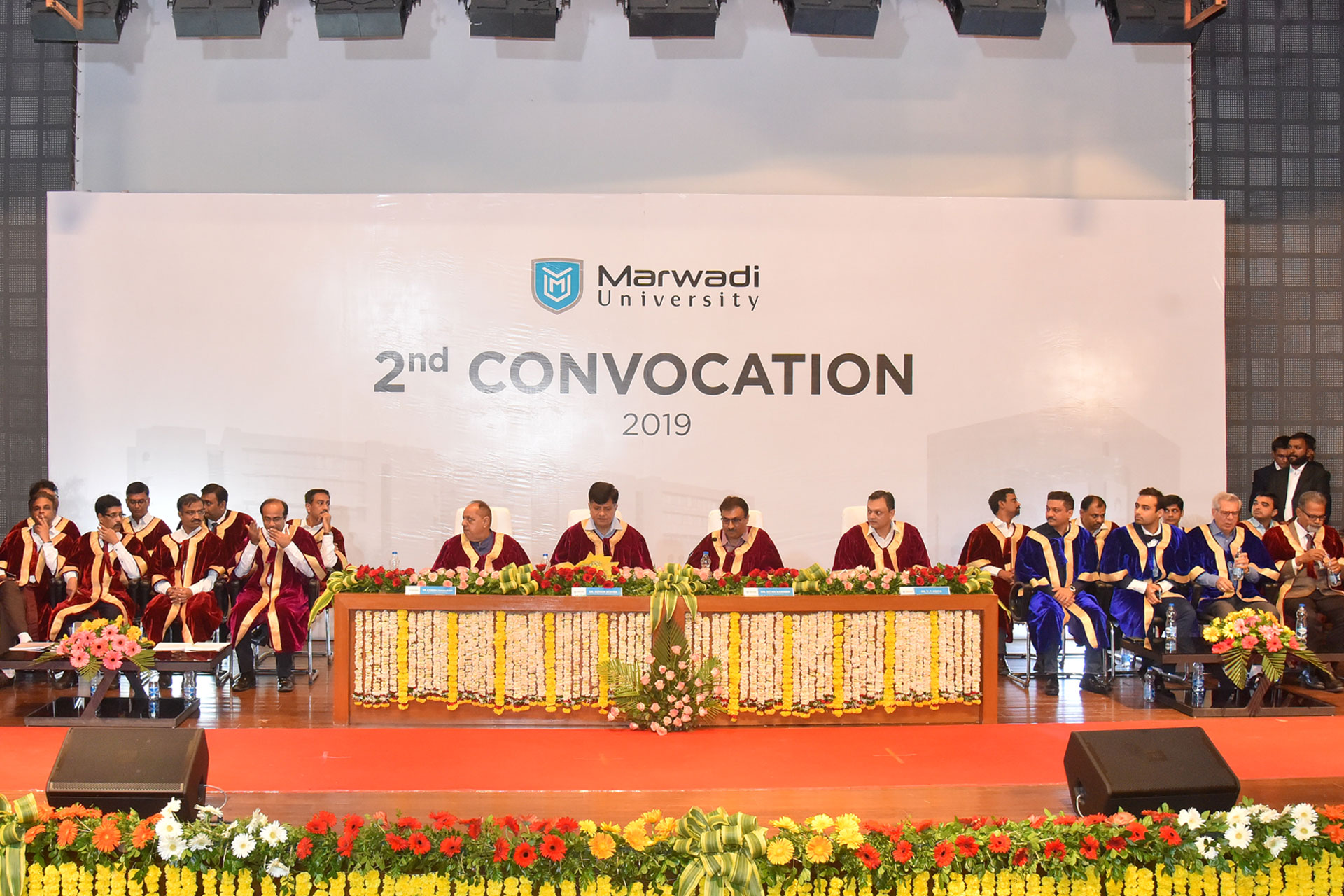 2ND CONVOCATION 2019