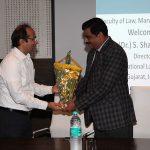 Expert Talk by GNLU Director Prof. (Dr.) S. Shanthakumar