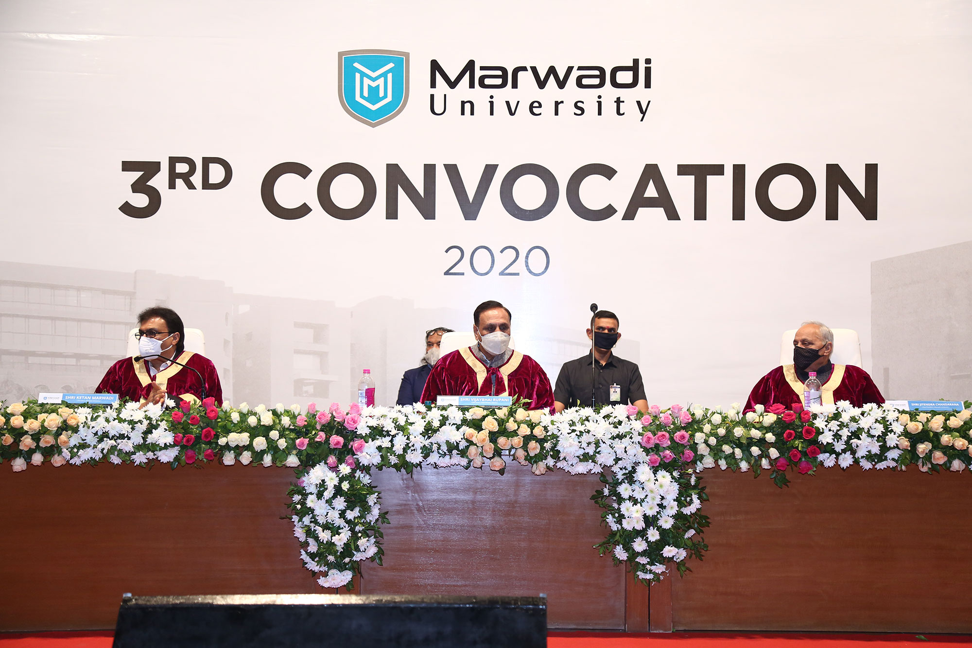3RD Convocation 2020