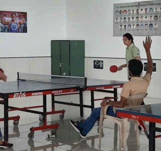 TABLE TENNIS 03RD MARCH 2020