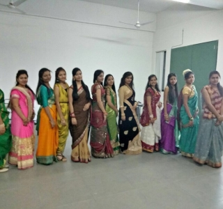 Saree competition